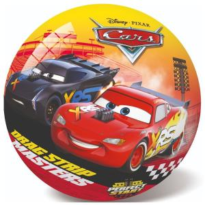 Μπάλα πλαστική κόκκινη Lighting McQueen
