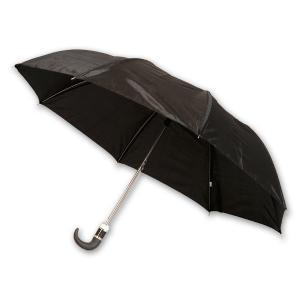 Ομπρέλα μαγκούρα μαύρη 40 εκατοστά