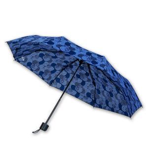 Ομπρέλα τριμπάλ μπλέ 24 εκατοστά