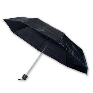 Ομπρέλα μαύρη 23 εκατοστά