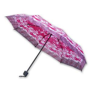 Ομπρέλα ρόζ με σχήματα 24 εκατοστά