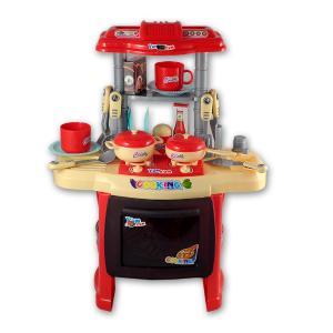 Κουζίνα πλαστικό παιχνίδι 24 τεμάχια