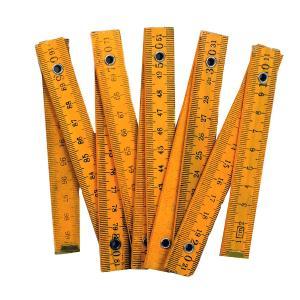 Μέτρο ξύλινο 10 παλάμες