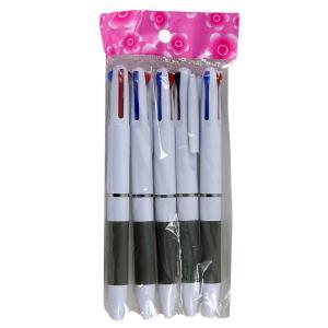 Στυλο 3 χρωμάτων σετ 5 τεμαχίων