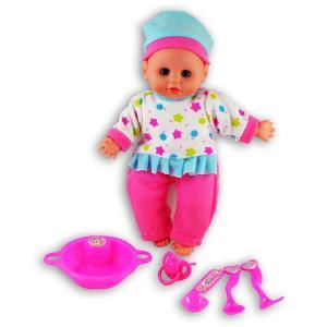 Κούκλα μωρό σετ αξεσουάρ σε κουτί προβολής