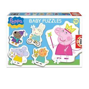 Παζλ 5 τεμαχίων baby puzzle Pepa