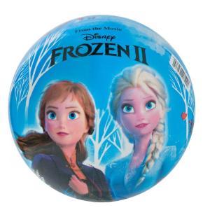 Μπάλα πλαστική γαλάζια Frozen 2
