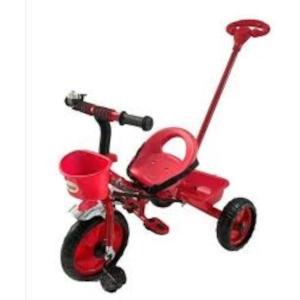 Τρίκυκλο ποδήλατο με χειρολαβή καθοδήγησης