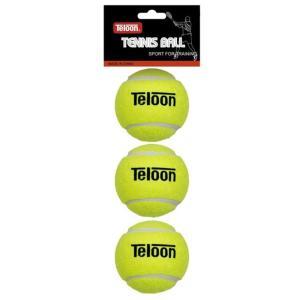Μπαλάκια τένις σετ 3 τεμαχίων Teloon