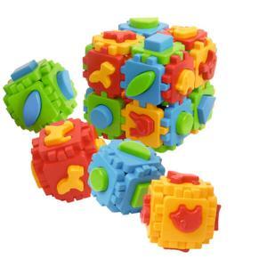 Κύβοι δραστηριοτήτων σε κουτί