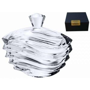 Κρυστάλινη φοντανιέρα βοημίας Wawe