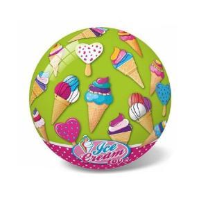 Μπάλα πλαστική λαχανί με παγωτά