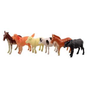 Ζώα φάρμας σετ 6 τεμαχίων