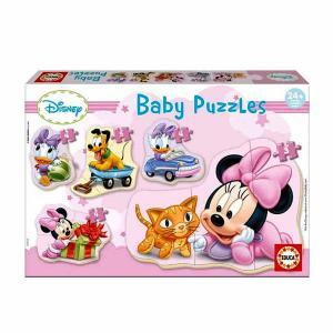 Παζλ 5 τεμαχίων baby puzzle Minnie