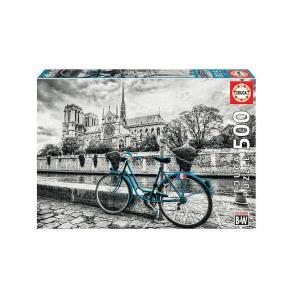 Πάζλ 500 τεμαχίων Ποδήλατο