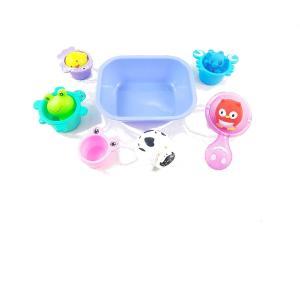 Παιχνίδια soft για μπάνιο μωρού