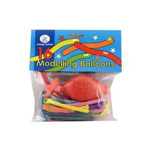 Μπαλόνια modeling 16 τεμαχίων