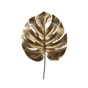 Χριστουγεννιάτικο διακοσμητικό φύλλο χρυσό