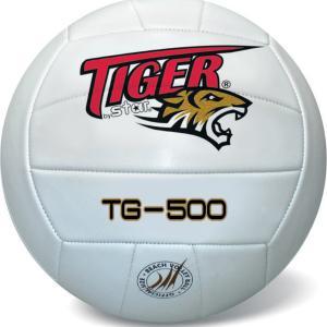 Μπάλα δερμάτινη λευκή Tiger