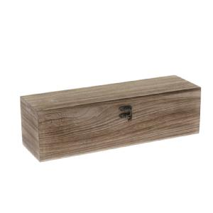 Μπουκαλοθήκη ξύλινη μονή