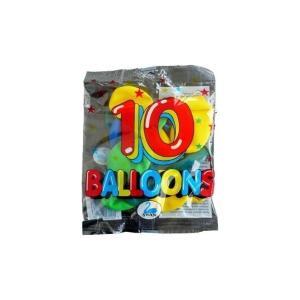 Μπαλόνια αστεράκι 10 τεμαχίων