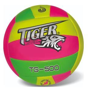 Μπάλα δερμάτινη beach volley flyo Tiger
