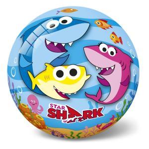 Μπάλα πλαστική Sharks 23 εκατοστά