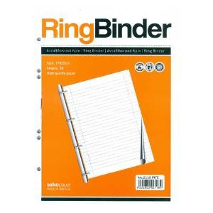 Ανταλλακτικά κρίκ ριγέ 50 φύλλα RingBinder