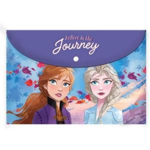 Ντοσιέ με κουμπί Α4 Frozen 2