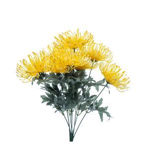 Μπουκέτο πρωτέα (9 λουλ.) κιτρινο 70 εκατοστά