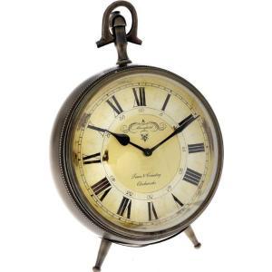 Ρολόι μεταλλικό επιτραπέζιο