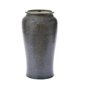 Βάζο κεραμικό γκρί