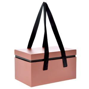 Κουτί διπλό κόκκινο παρ/μο