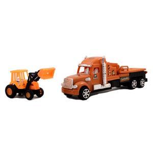 Δομικά σετ φορτηγό /εσκαφέας