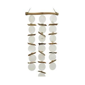 Μελωδός με κοχύλια 3 στήλες