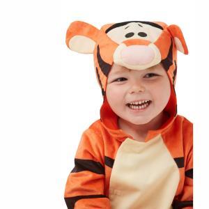 Αποκριάτικη στολή τιγράκι Furry για μωρά