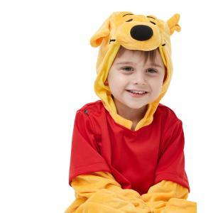 Αποκριάτικη στολή αρκουδάκι Winnie για μωρά