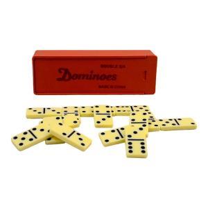 Domino σε πλαστικό κεραμιδί κουτί