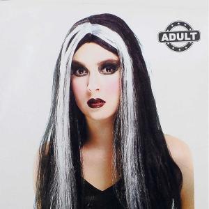 Αποκριάτικη περούκα μάγισσα