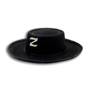 Αποκριάτικο καπέλο Ζορο μικρό