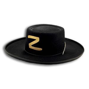 Αποκριάτικο καπέλο Ζορο