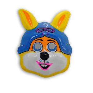 Απιοκριάτικη μάσκα κουνελάκι για παιδιά