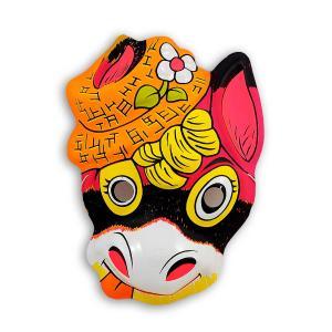 Αποκριάτικη μάσκα αλογάκι για παιδιά