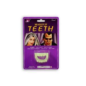 Δόντια βρυκόλακα πλαστικά για παιδιά