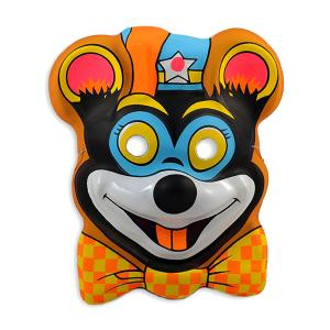Αποκριάτικη μάσκα αρκούδα για παιδιά