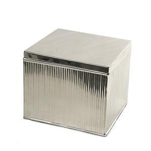 Κουτί τετράγωνο νίκελ