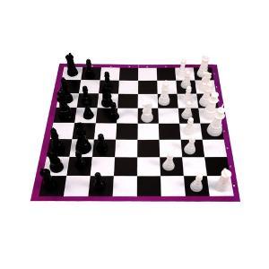 Επιτραπέζιο παιχνίδι σκάκι και χήνες