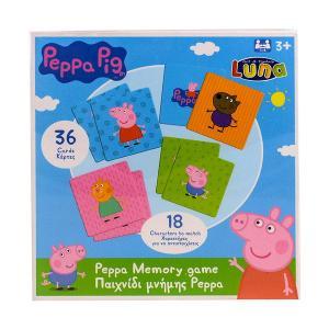 Επιτραπέζιο παιχνίδι μνήμης Pepa