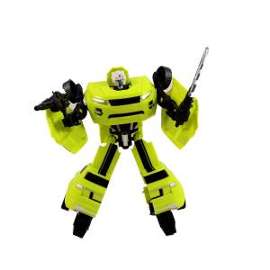 Τρανσφόρμερ ρομπότ αυτόκινητο παιχνίδι 2 σε 1