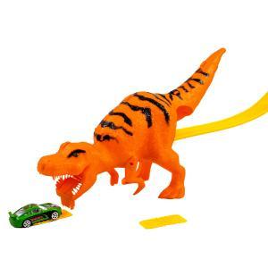 Πίστα αυτοκινήτων Dinosaur chase